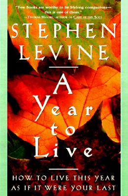 A Year to Live By Levine, Stephen